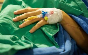 חייל שנפגע מרשלנות רפואית